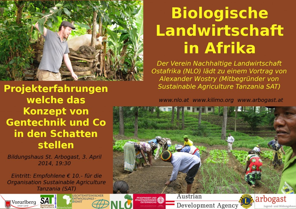 St. Arbogast; www.nlo.at; Förderverein Nachhaltige Landwirtschaft Ostafrika NLO