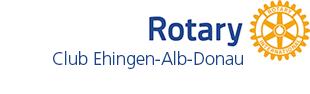 Logo Rotary Club Ehingen-Alb-Donau